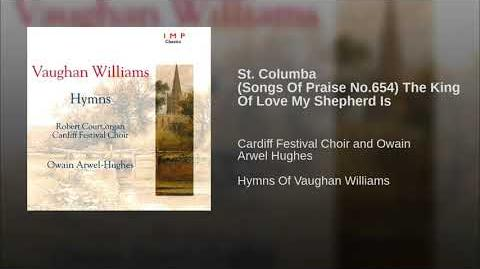 St. Columba (Songs Of Praise No.654) The King Of Love My Shepherd Is-0