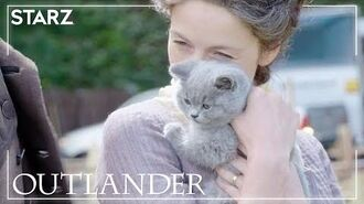 Outlander Meet Adso the Cat Season 5