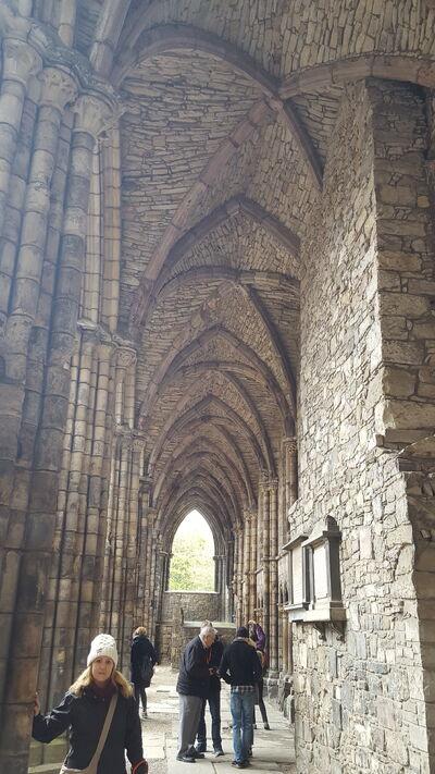 Abadía Palacio Holyrood