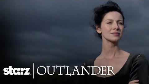 Outlander Claire STARZ