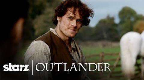 Outlander Book to Series STARZ