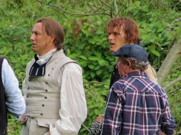 Duelo Jamie y Randall