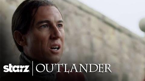 Outlander Black Jack Randall STARZ