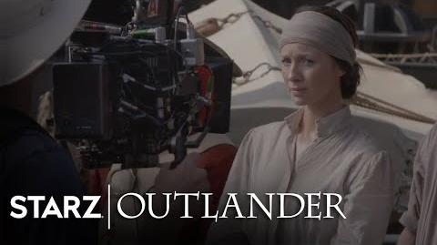 Outlander Inside the World of Outlander Season 3, Episode 10 STARZ
