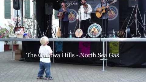 North Sea Gas Gallowa Hills