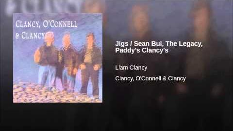 Jigs Sean Bui, The Legacy, Paddy's Clancy's