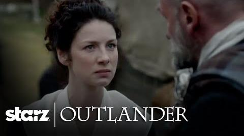 Outlander Ep. 105 Clip Payment for Rent STARZ