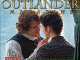 Colaboración en Outlander Magazine