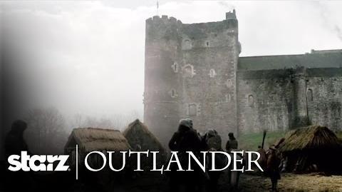 Outlander Scotland STARZ