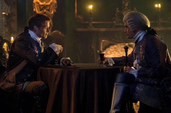 Jamie y el conde en burdel