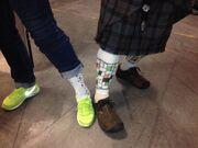 Diana-gabaldon-gary-lewis-socks