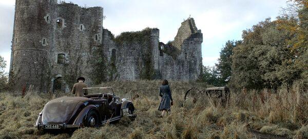 Castillo Leoch ruinas