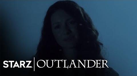 Outlander Season 3, Episode 1 Clip Jamie's Vision STARZ