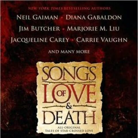 Published originally in the anthology <i>Songs of Love and Death</i>
