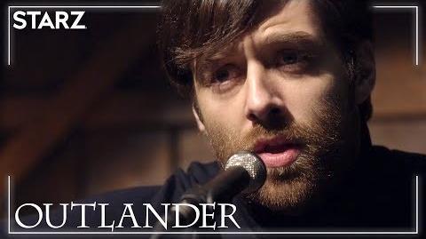 Outlander Roger Performs STARZ