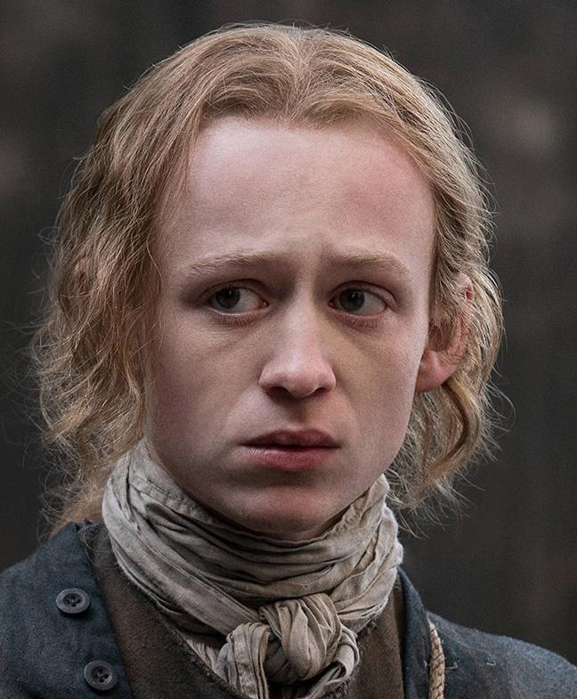 Sophie Skelton Outlander Wiki Fandom Powered By Wikia