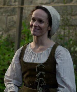 Mary MacNab (Outlander 03x02)