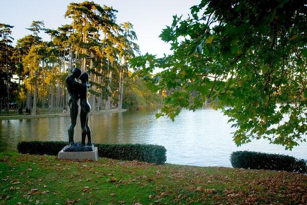Lago Bois de Boulogne