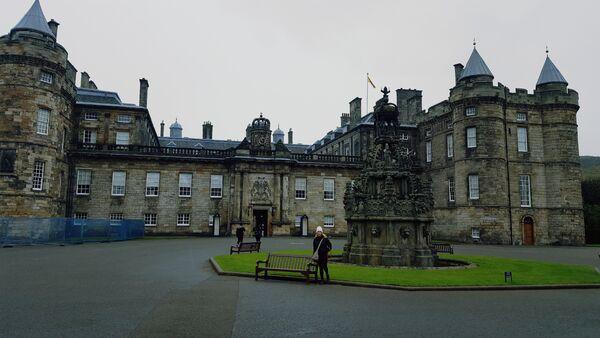 Palacio Holyrood