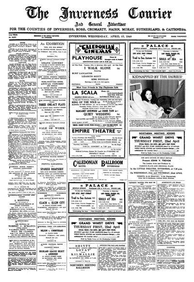 Recorte de periódico