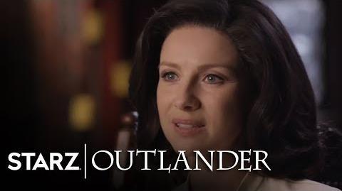 Outlander Claire's Journey STARZ