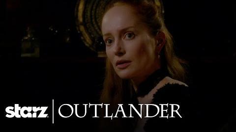 Outlander Geillis - The Story Continues STARZ