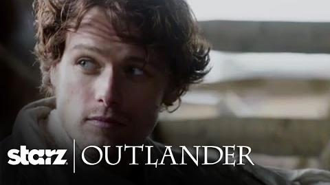 Outlander Jamie STARZ