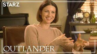 Outlander Caitriona Balfe Reveals Details From Filming The Snake Bite Season 5