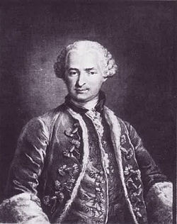 Saint Germain Personaje histórico