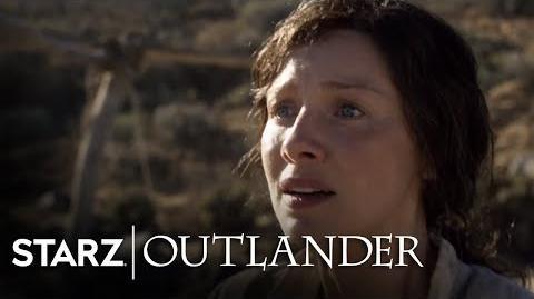 Outlander Season 3, Episode 11 Clip Reunion on the Beach STARZ