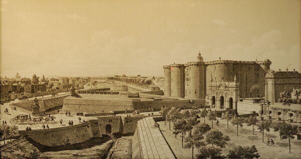 La Bastilla SXVIII