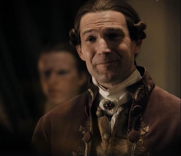 George Washington | Outlander Wiki | Fandom