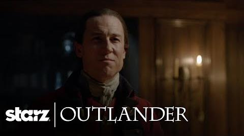 Outlander Black Jack Randall - The Story Continues STARZ