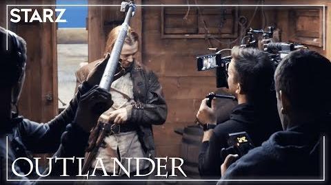 Inside the World of Outlander 'America the Beautiful' Ep. 1 BTS Clip Season 4