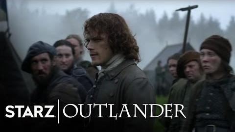 Outlander Jamie Trailer STARZ