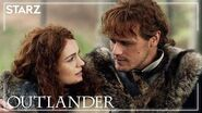 Outlander Father-Daughter Bonding STARZ