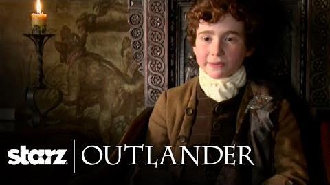Outlander - Hamish's Wee Wardrobe - STARZ