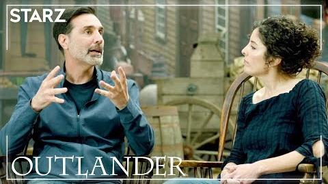 Inside the World of Outlander 'Do No Harm' Ep