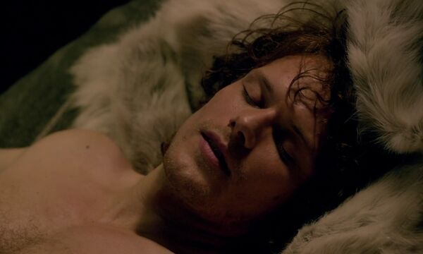 Jamie durmiendo