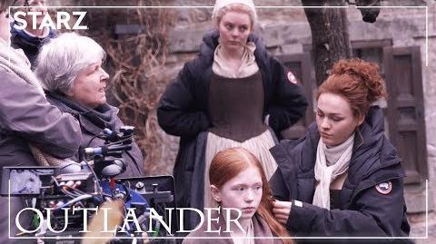 Inside the World of Outlander 'Down the Rabbit Hole' Ep. 7 BTS Clip Season 4