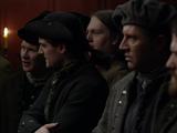Los reguladores en la saga Forastera/Outlander