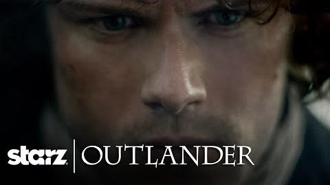 Outlander The Series Returns Opening Scene Exclusive STARZ
