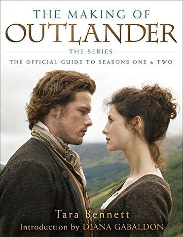 File:Making of Outlander Cover.jpg