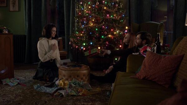 T03E05 Regalos de Navidad