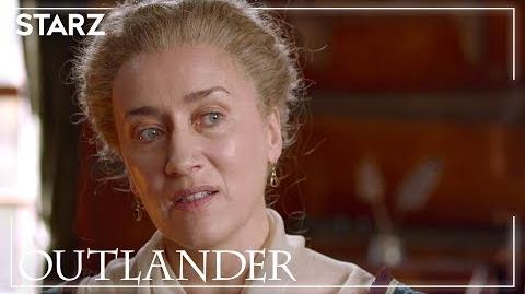 Outlander The Powerful Aunt Jocasta STARZ