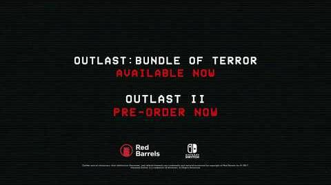 Outlast Switch Launch Trailer