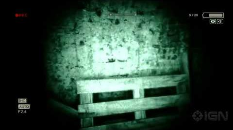 Outlast PS4 Gameplay Demo - IGN Live - E3 2013