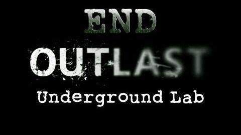 Underground Lab (Outlast)
