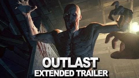Outlast Extended Announcement Trailer