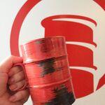 Red Barrels Mug